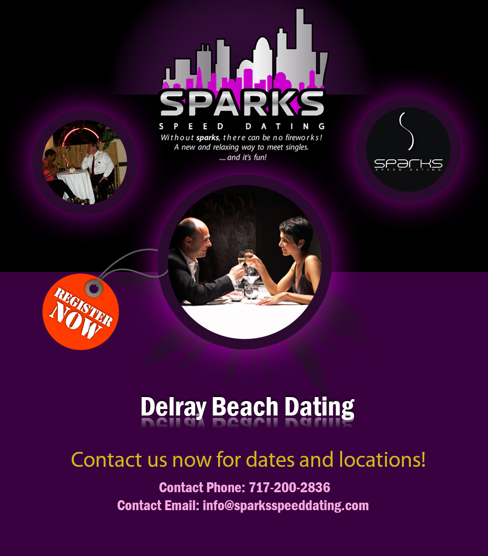 Delray beach speed dating